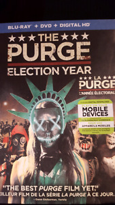 DVD The Purge. Election Year