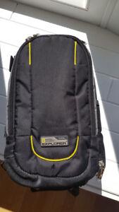 Backpack for camera, Sac avec ganse pour camera