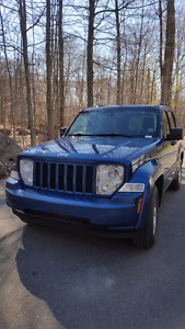 2009 Jeep Liberty Sport VUS