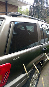 2000 Jeep Grand Cherokee Laredo SUV, Crossover