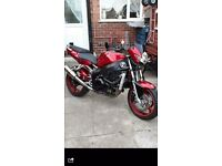 Kawasaki Ninja ZX6R 600cc, Long MOT. Hpi clear. Px welcome
