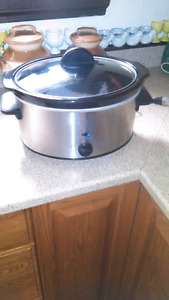 Slow cooker new