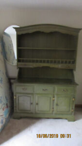 HARVEST HUTCH 50 YEAR OLD