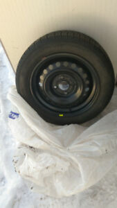 One  M+S wheel for sale