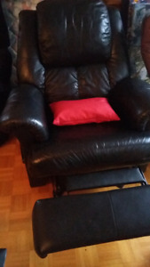 Fauteuil inclinable _ lazy boy