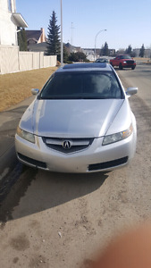 2006 Acura TL. Fully loaded