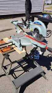 Mitre Saw & stand