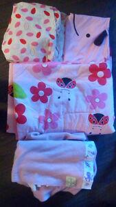 Toddler bed/Crib sets