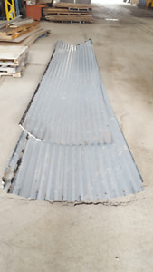 Used steel roof decking material best offer
