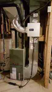 Furnace, Water Heater, Gas Pipe,Dryer, Stove, BBQ(Repair&Install
