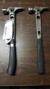 Stiletto TBII-15 Framing Hammers - New ($225) and Used ($125)