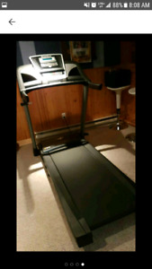 looking to trade a treadmill for a vehicle in good condition AC