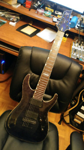 LTD DELUXE by ESP H 1007.