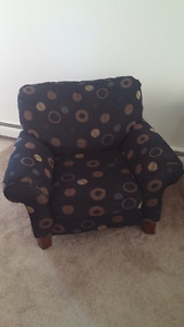 Large Comfortable Chair