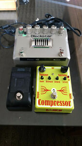 A few pedals for sale!