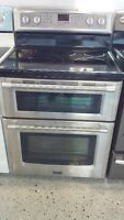 Maytag double oven only at... The Deal Zone
