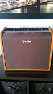 Ampli fender electro-acoustique  acoustic 200