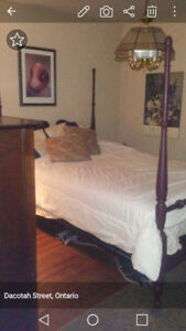 4 month sublet 1 bed apt