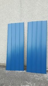NEVER BEEN USE RO0FING METAL SHEETS