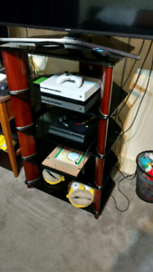 Tall Entertainment/TV Stand