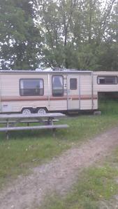 1988 Taurus 27ft camper
