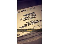Oliver Heldens Tickets 8th december