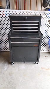 Small roller tool chest