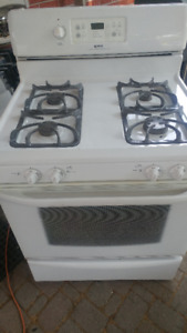 30 inch  and 24 inch stoves