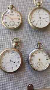 Pocket watches for parts Cambridge Kitchener Area image 2