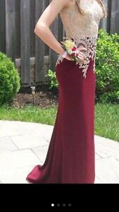 BEAUTIFUL & GORGEOUS PROM/FORMAL DRESS Kitchener / Waterloo Kitchener Area image 1
