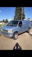 Ford extended cargo van
