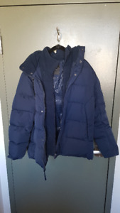 ANDREW MARC WINTER DOWN JACKET