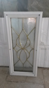 glass insert for Stanely door