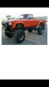 1983 Toyota pick up