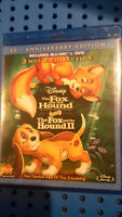 Blu-Ray - Fox and the Hound 30th Anniversary Edition