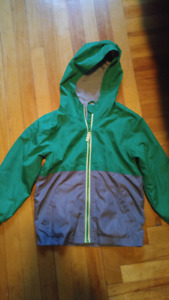 Fall lined boys size 5 coat