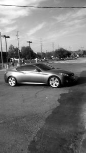 Hyundai Genesis coupe 3.8 6sp manual