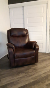 Elran rocking and reclining chair