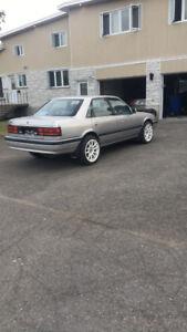 Mazda 626 dx 1990 manuel
