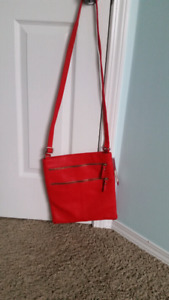 Purses and scarves. BRAND new