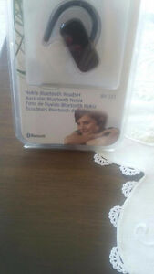 Nokia BH-101 Bluetooth Headset Cambridge Kitchener Area image 2