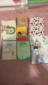 NEW Cute Notebooks for Sale