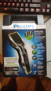 Philips Cordless Hair-Clippers *Unopened*