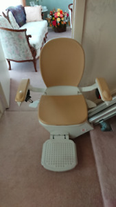 Stair lift with warranty and Installation