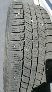 Imperial Winter tires and rims for sale 195/55/r16