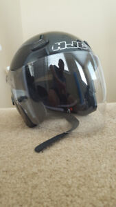 HJC Motorcycle helmet with shield Size M