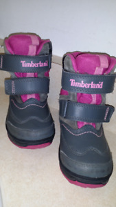 Great condition Timberland winter boots size 9 toddler
