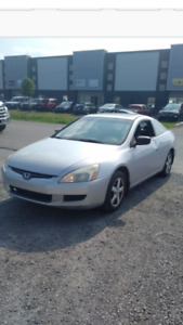 2003 Honda Accord Coupe vente rapide