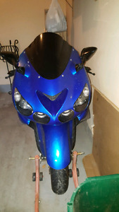 2007 ZX14R RUNS MINT NO ISSUES