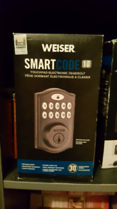 Weiser smart doorlock